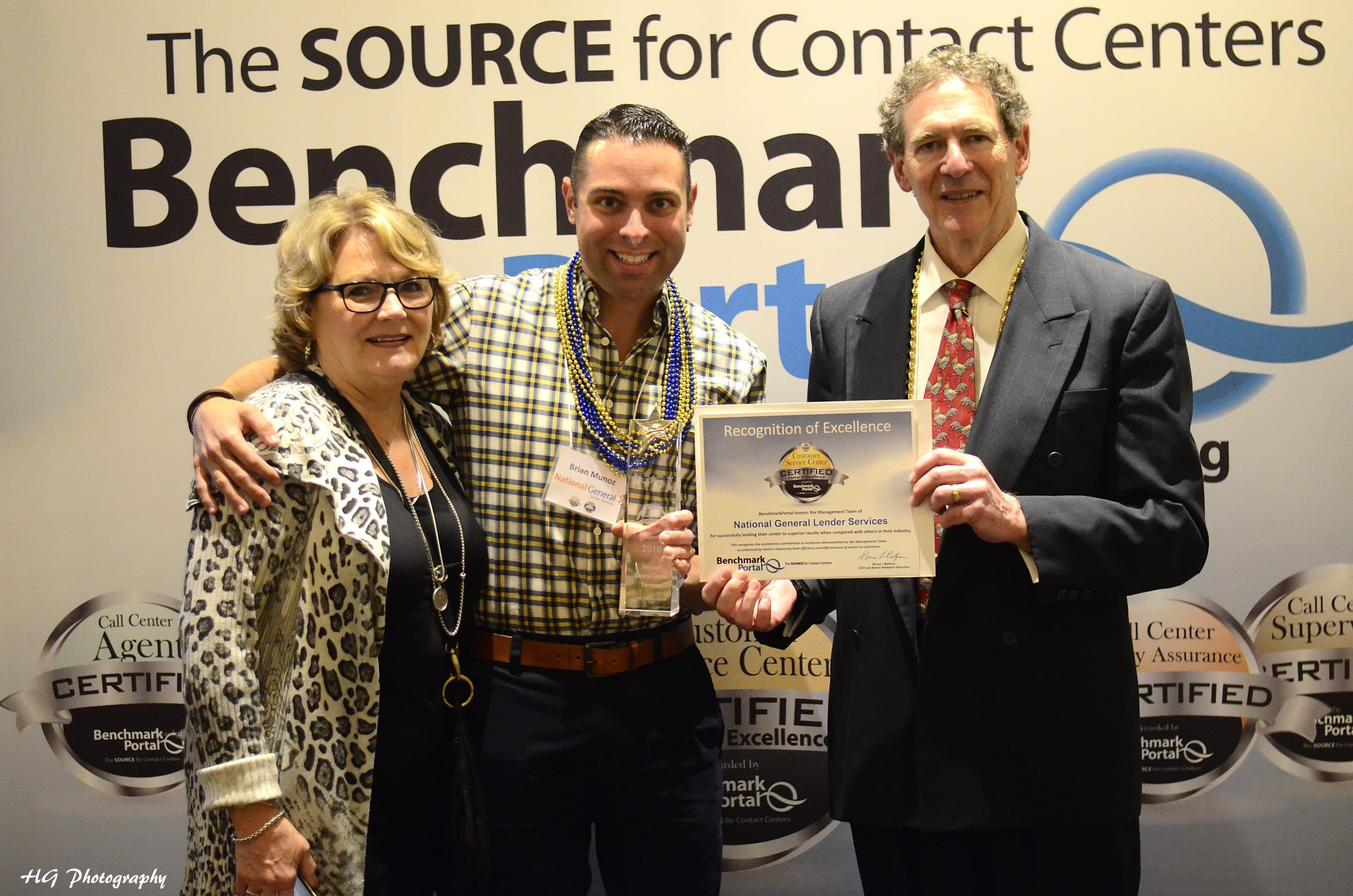 Top Contact Centers Contest Awards Ceremony