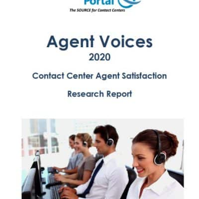 Agent Voices Cover