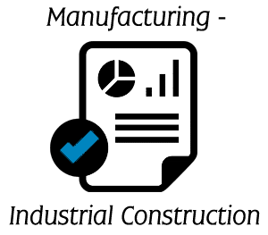 Manufacturing - Industrial/ Construction Industry Benchmark Report