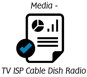 Media - TV/ISP/Cable/Dish/Radio Industry Benchmark Report