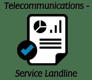 Telecommunications - Service/Landline Industry Benchmark Report