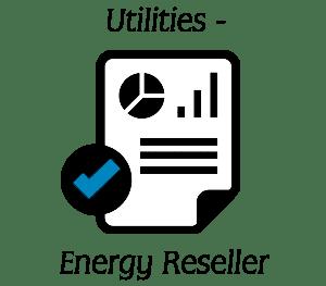 Utilities - Energy Reseller Industry Benchmark Report