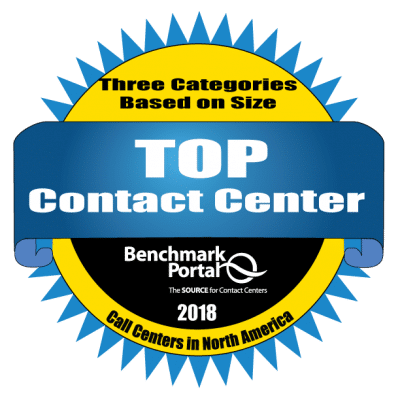 Top Contact Center Contest