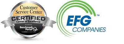 EFG Companies, BenchmarkPortal Center of Excellence